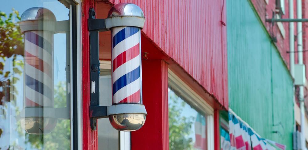 Barber Pole in America