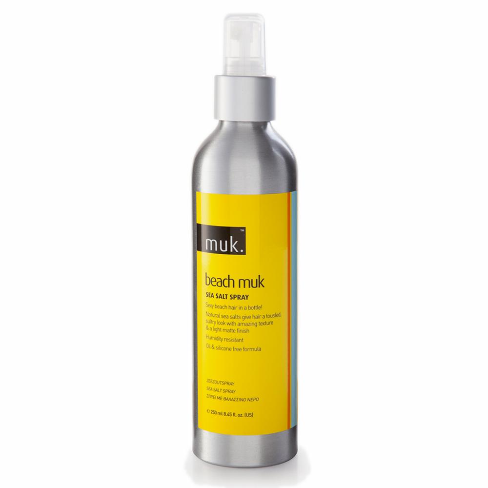 Muk Sea Salt Spray now available at Kings Barbers Club, United Kingdom