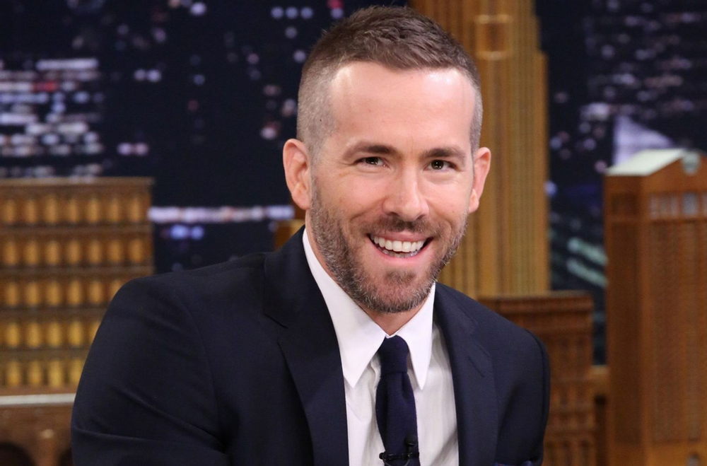 Ryan Reynolds Supporting A Crew Cut - The Crew Cut - Mens Hair Styles 2017