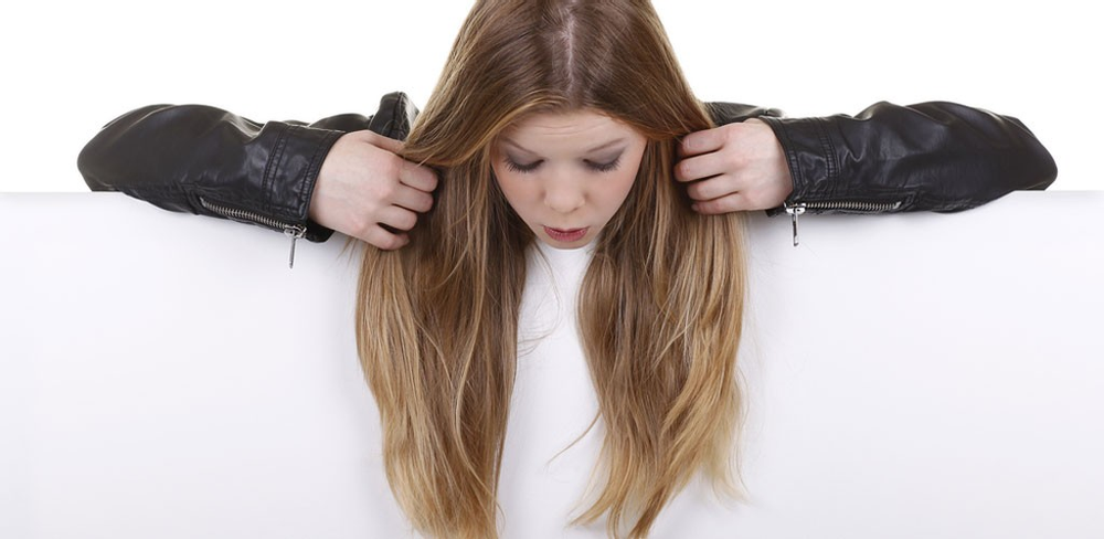 Kids Donate Hair For Cancer
