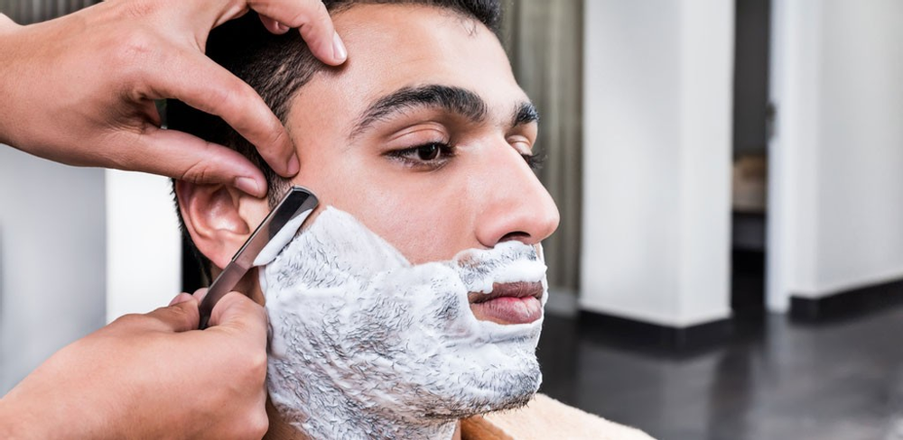 The Hot Towel Shave Is Back!