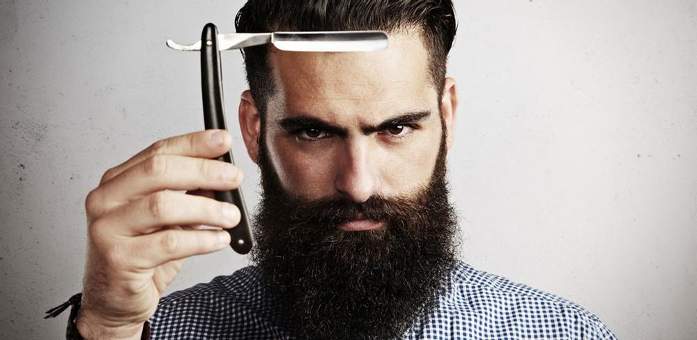Facial Hair Craze Kills Razor Sales